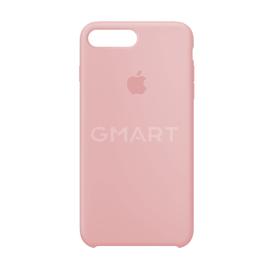 Чехол силиконовый Apple Silicone Case iPhone 7 Plus Pink