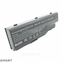 Аккумулятор AS07B32 Acer Aspire 5520 (10.8V 5200mAh) Extradigital