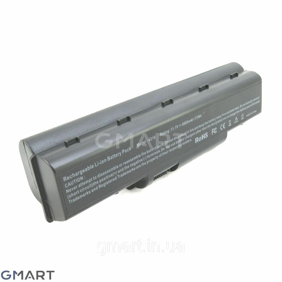 Аккумулятор AS07A41 Acer Aspire 4310 (11.1V 6600mAh) Extradigital