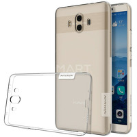 TPU чехол Nillkin Nature Series для Huawei Mate 10 прозрачный
