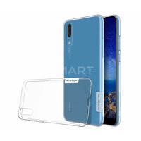 TPU чехол Nillkin Nature Series для Huawei P20 прозрачный