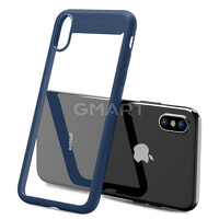 TPU чехол Rock Clarity Series iPhone X / XS (5.8