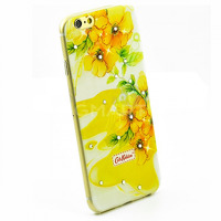 Чехол силиконовый Cath Kidston Diamond iPhone 7 Light of Spring