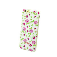 Чехол силиконовый Cath Kidston Diamond iPhone 7 Plus Wedding Flowers
