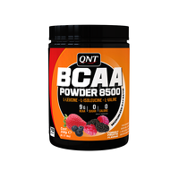 QNT_BCAA Powder 8500 350 г - Forest Fruits