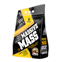 Высокобелковые гейнеры Swedish supplements - Massive Mass - 3,5 kg Vanilla Galato