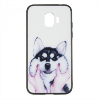 Чехол силиконовый iPaky Print Xiaomi Redmi 5 Plus Cheerful Dog