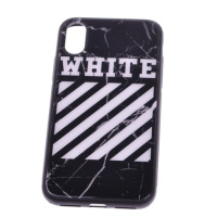 Чехол Off-White iPhone X черный