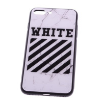 Чехол Off-White iPhone 7/8 белый