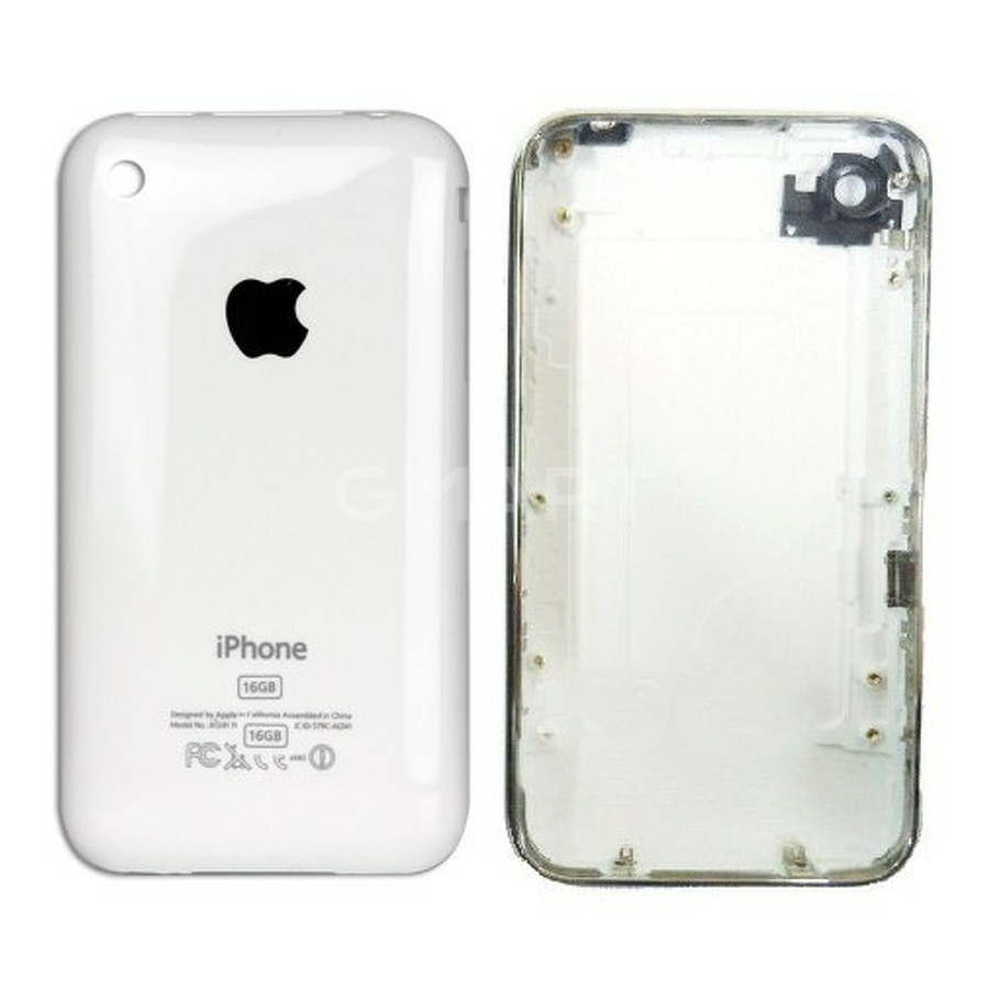 Корпус iPhone 3GS белый 16GB