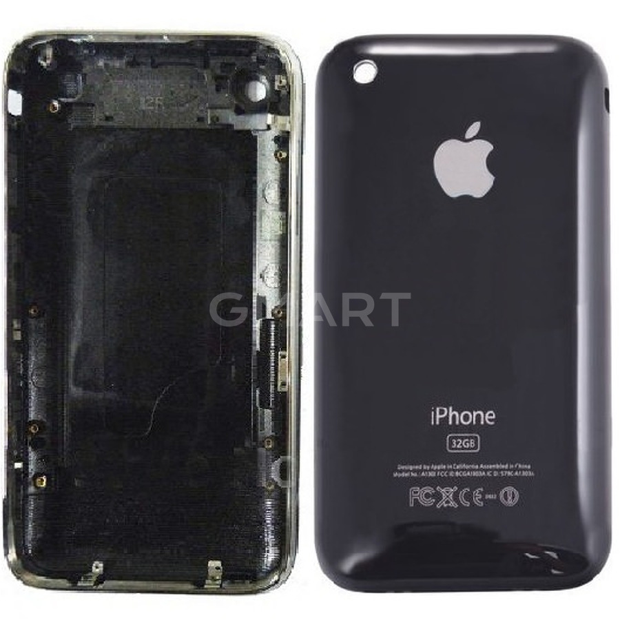 Корпус iPhone 3GS черный 32GB
