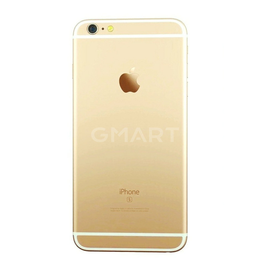 Корпус для iPhone 6S Plus золотистый (Gold)